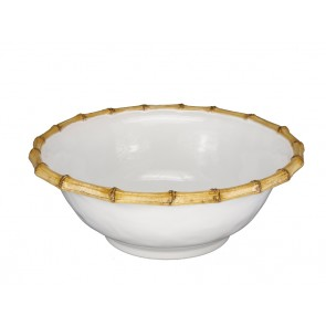 Classic Bamboo Large Serving Bowl