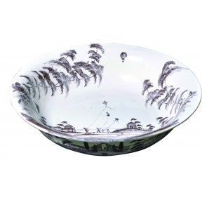 Flint Serving Bowl, Large