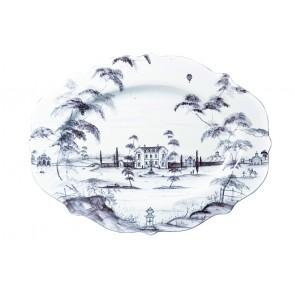 Flint Serving Platter, Large