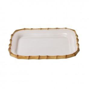 Classic Bamboo Small Platter