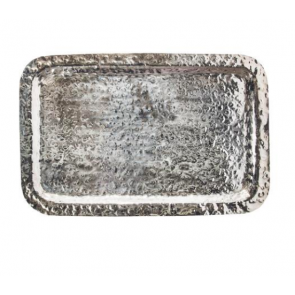 Mission Tray, Nickel