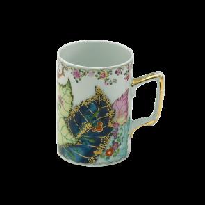 Mottahedeh, Tobacco Leaf Mug