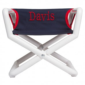 Navy Canvas, Junior Director Chair
