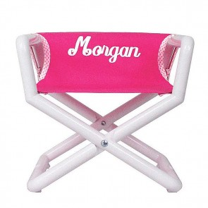 Pink Canvas, Junior Director Chair