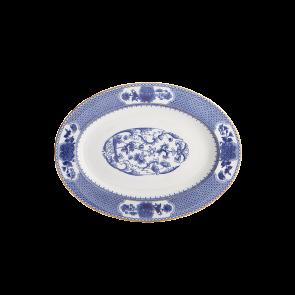 Mottahedeh, Imperial Blue Platter