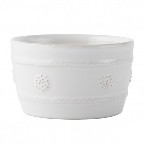Juliska, Berry & Thread Whitewash Ramekin