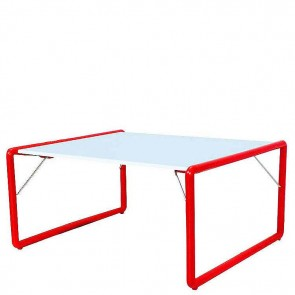 Folding Children's Table, Red