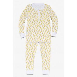 Roberta Roller Rabbit, Rudy and the Ducks Pajama Set