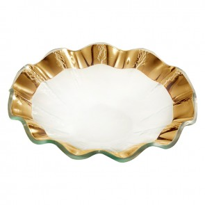 Ruffle Small Bowl