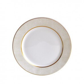 Bernardaud Sauvage White Salad Plate