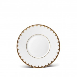 Aegean Filet Saucer, Gold