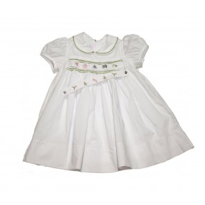 Lullaby Set, School / Holiday Ribbon Dress