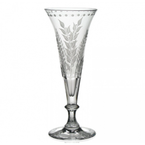 Fern Champagne Flute