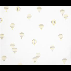 Hot Air Balloon Crib Sheet