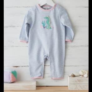Albetta, Crochet Seahorse Babygrow