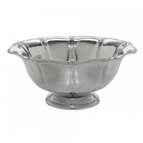 Juliska, Berry & Thread Metalware Footed Bowl