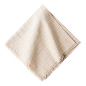 Juliska, Windowpane Flax Napkin
