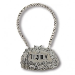 Tequila Decanter Tag