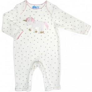 Albetta, Crochet Unicorn Babygrow