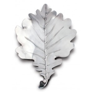 White Oak Leaf Plate
